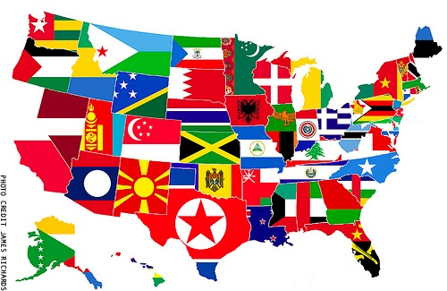american culture a mixture of all cultures of the world The american identity part 1: is and how does the world see americans do we have a culture that is based on well even as we absorb new citizens from many.