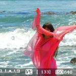Ocean Veil Shot