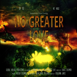 No Greater Love - Movie Poster - 4x4